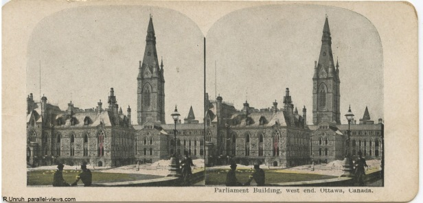 Canada, Ontario, Ottawa- Parilament Buildings (2)