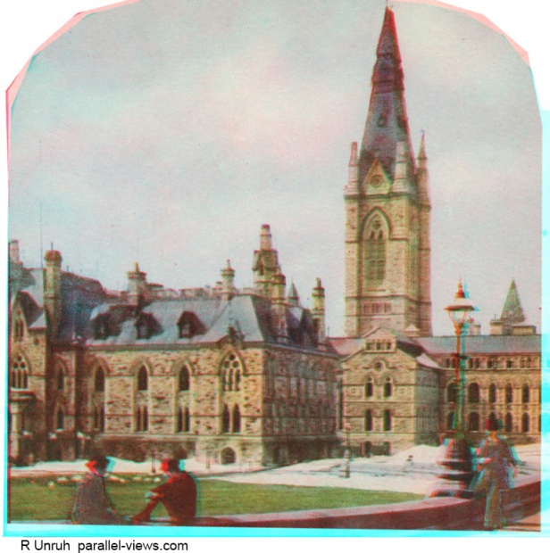 Canada, Ontario, Ottawa- Parilament buildings 2