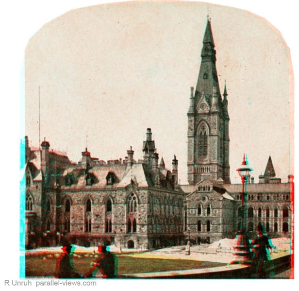 Canada, Ontario, Ottawa- Parilament Buildings